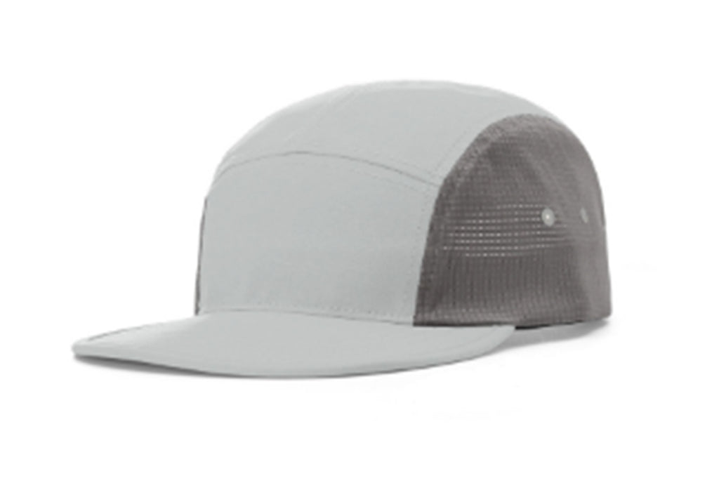 Relaxed Stay Dry 5-Panel - Grey/ Charcoal Grey