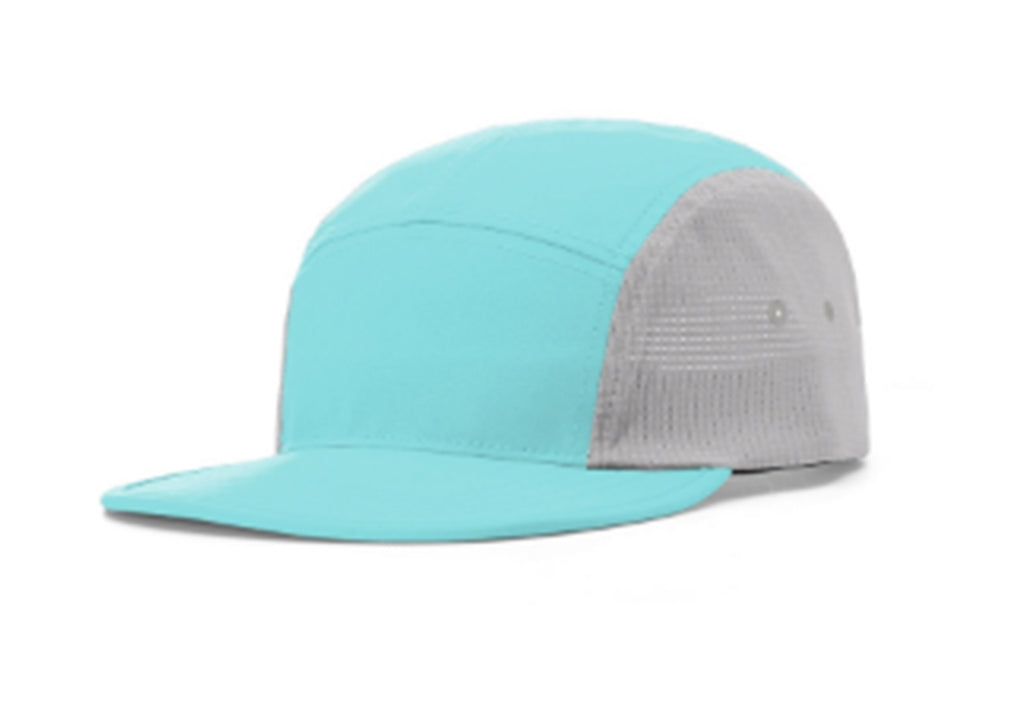 Relaxed Stay Dry 5-Panel - Seafoam / Grey