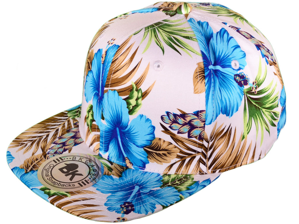 Royal Flower Snapback