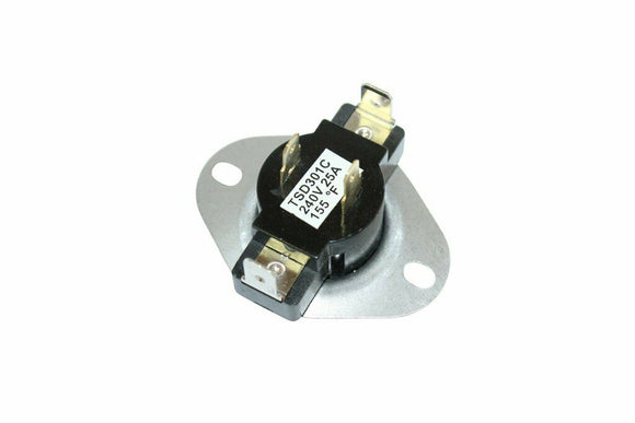For Admiral Dryer Cycling Thermostat # LZ0728006PAAD240