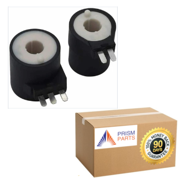 For Whirlpool Kenmore Gas Dryer Valve Coil Solenoid Set # PP1524903