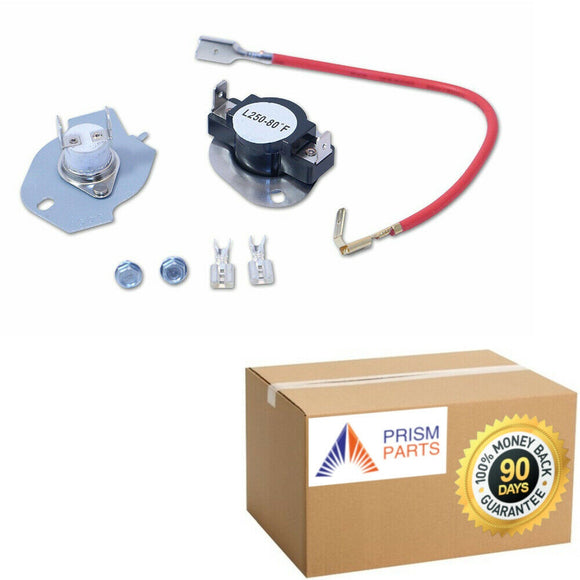 For Estate Dryer Thermal Cut-Off Kit Part Number # PR4424903PAES380