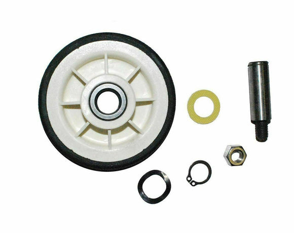 For Admiral Dryer Rear Drum Support Roller Wheel Part # PZ4358004PAAD560