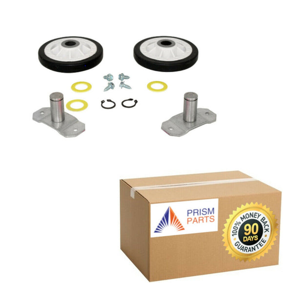 Details about  For Jenn-Air Dryer Rear Roller Shaft Maintenance Kit # PR9857006PAJR400