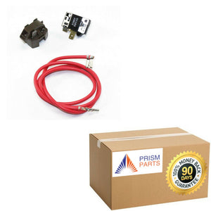 For Kenmore Refrigerator Relay and Overload Kit Part # PR2748013PAKK491