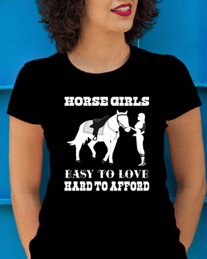 Horse Girls - Easy To Love, Hard To Afford