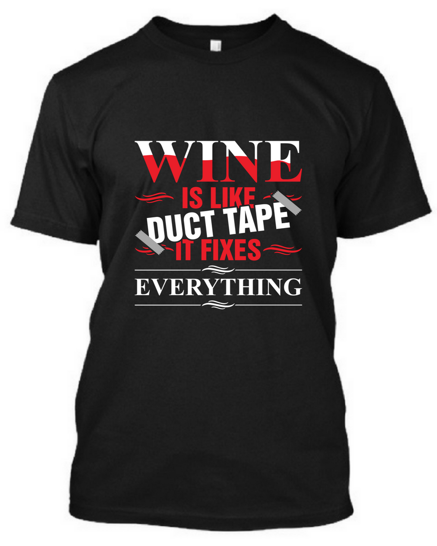 Wine Fixes Everything
