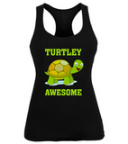 Turtley Awesome Women Tank Top