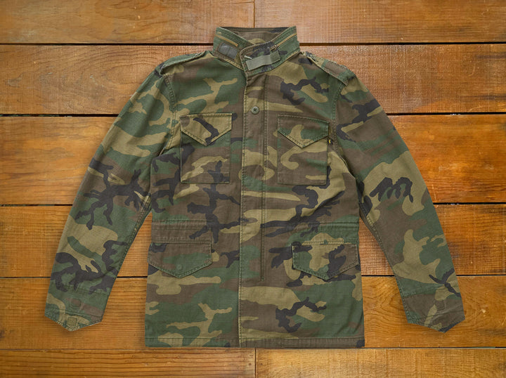 "Alpha Industries ""M-65 Defender"""