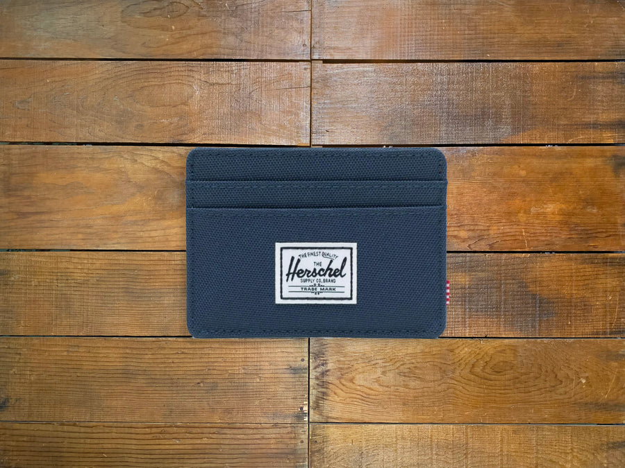 "Herschel Supply Co. ""Charlie+"" Wallet"