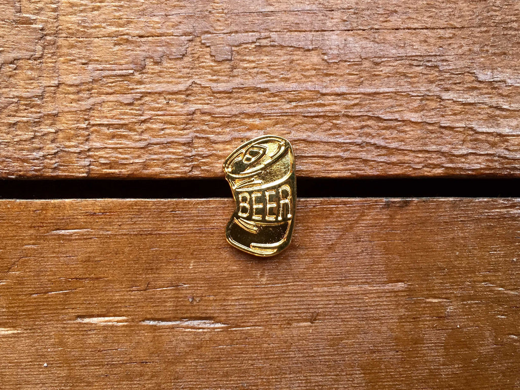 "Good Worth ""Beer"" Pin"
