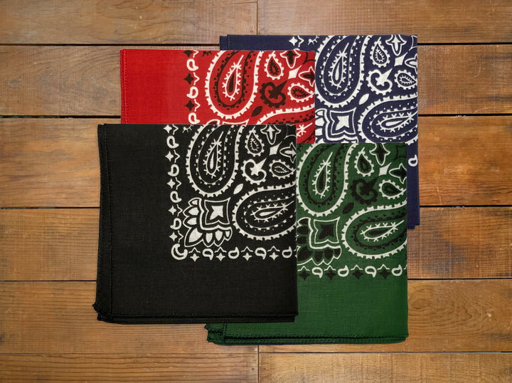 Made in USA Bandanas