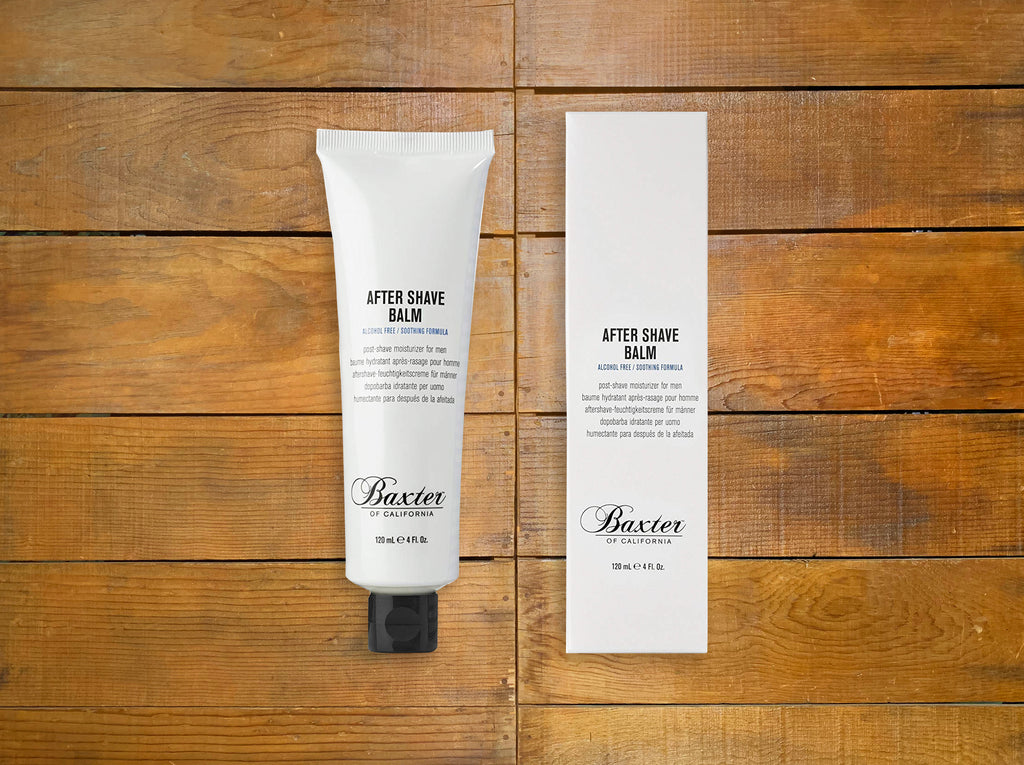 "Baxter of California ""After Shave Balm"""
