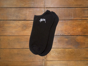 "Stussy ""Small Stock"" No Show Socks"
