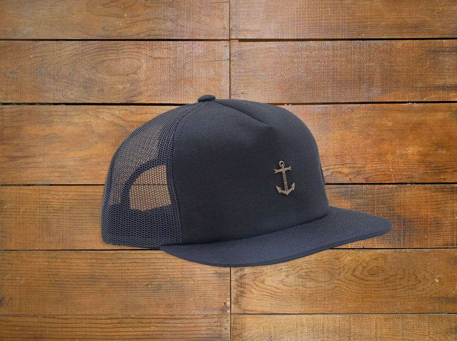 "Dark Seas ""Bottomry"" Trucker Hat"