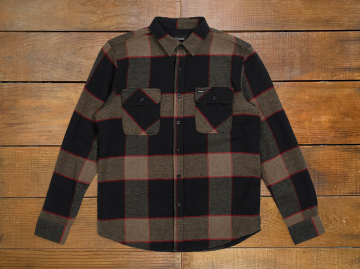 "Brixton ""Bowery"" Flannel"