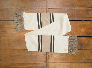 "Brixton ""Main Label"" Scarf"
