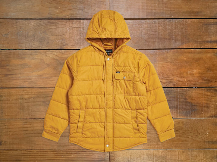"Brixton ""Cass"" Hooded Jacket"
