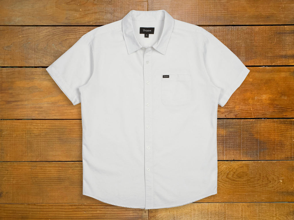 "Brixton ""Charter"" Oxford S/S Button Up"