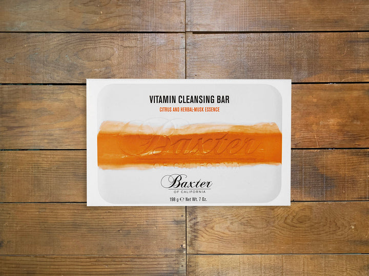 "Baxter of California ""Vitamin Cleansing Bar"" Citrus Strip Bar"