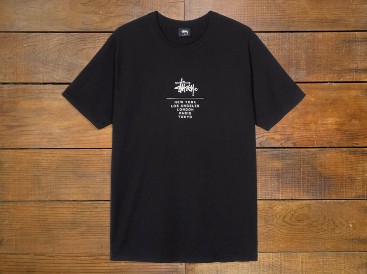 "Stussy ""City Stack"" Tee"