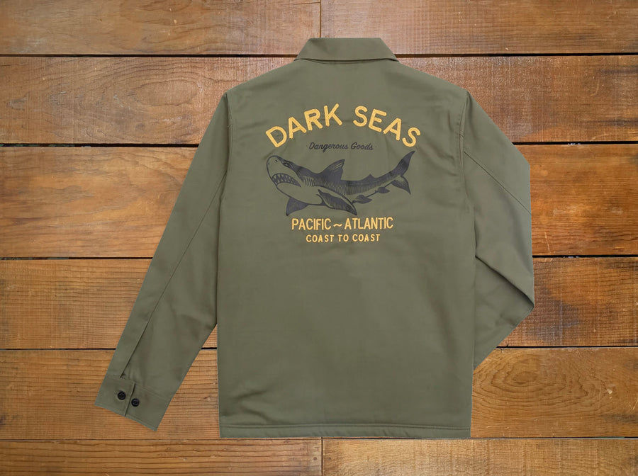 "Dark Seas ""Deck Boss"" Jacket"