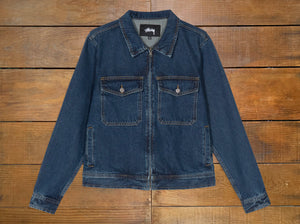 "Stussy ""Denim Garage"" Jacket"