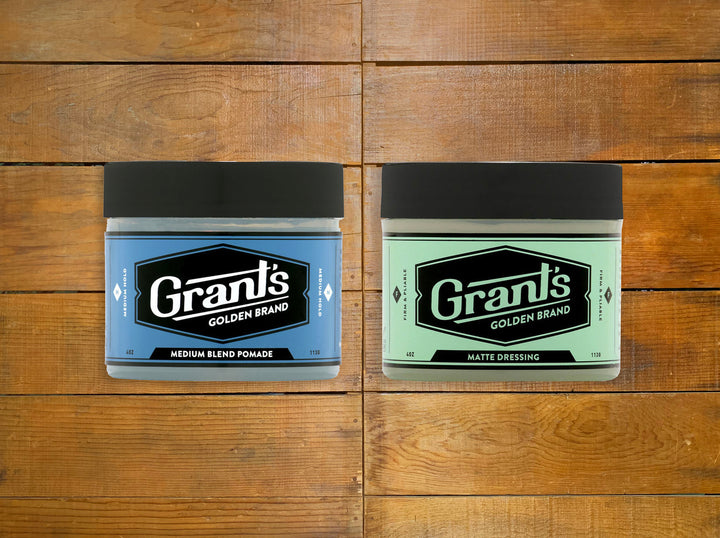 Grants Golden Brand Pomade