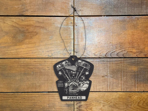"Loser Machine Co. ""Panhead"" Air Freshener"