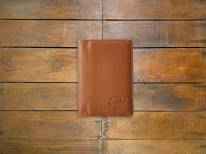 "Herschel Supply Co. ""Raynor"" Leather Passport Holder"