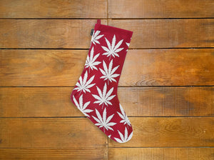 HUF Plantlife Stocking Red