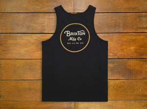 "Brixton ""Wheeler"" Tank top"