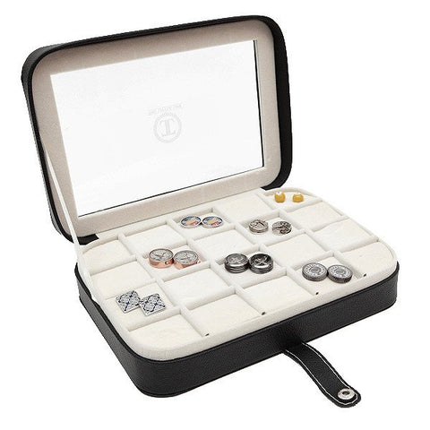20 Pair Cufflink Display Case