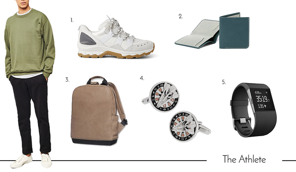 Cufflinks and Accessories for the Athlete Dad