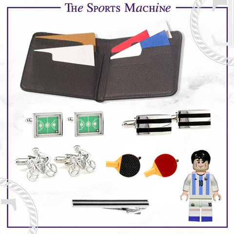 Men's Cufflinks and Accessories for the Sports Dad
