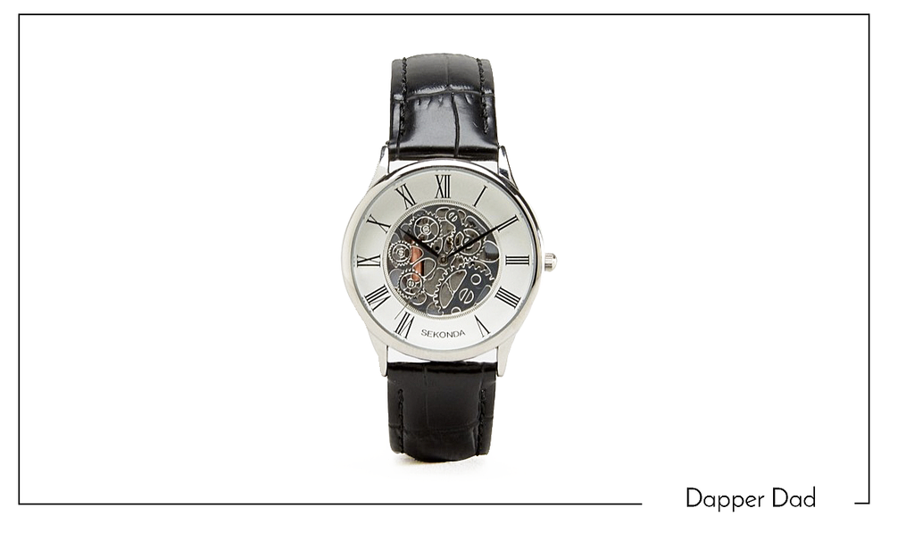 Sekonda Watch for the Dapper Dad