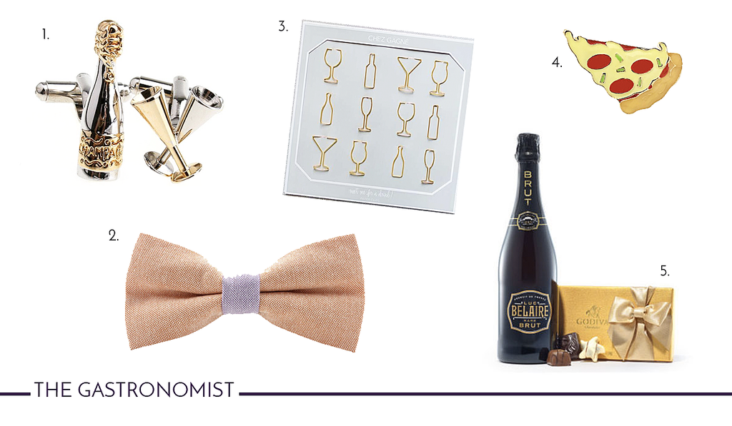 Christmas Gifts for The Gastronomist