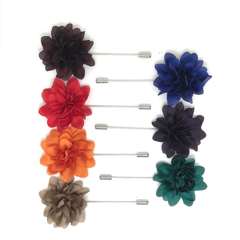 Lapel Pins and Boutonnieres