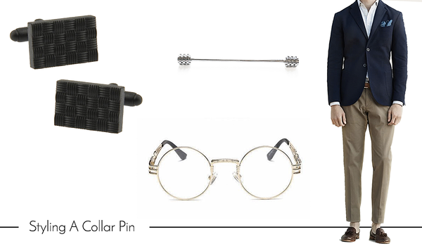 Men's Cufflinks and Accessories for Date Night