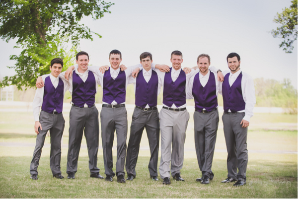 Top 2018 groomsmen trends
