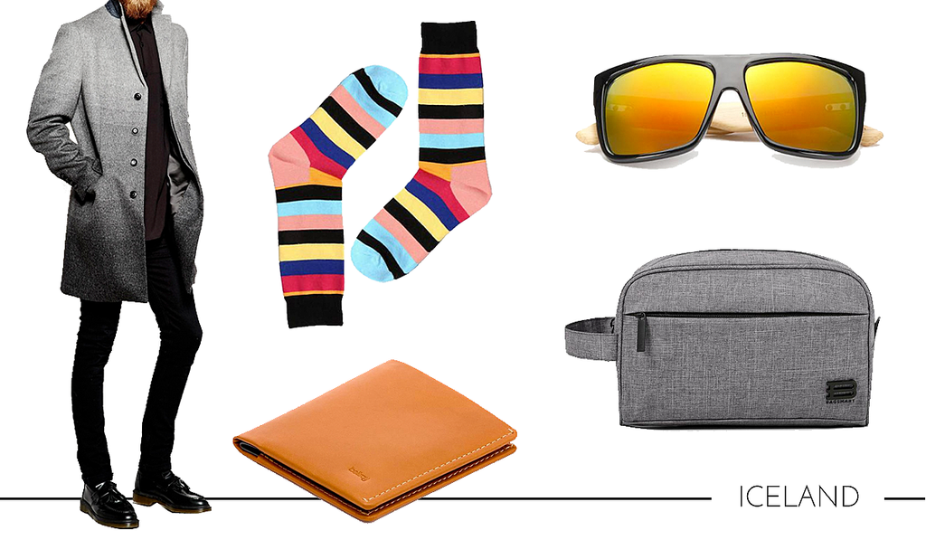 Valentine's Day Men's Style Guide - Iceland