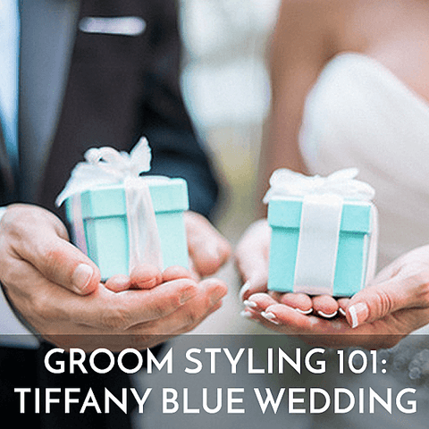 The Little Link Wedding Blog - Tiffany Blue Wedding