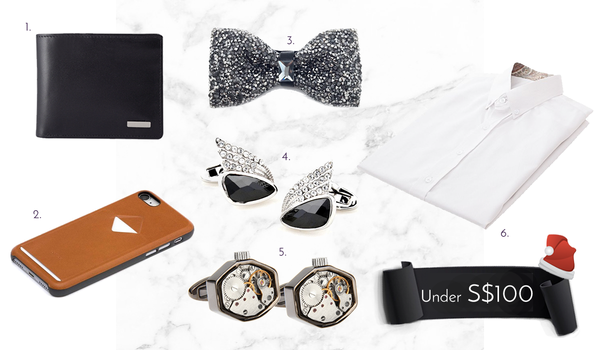 Men's Cufflinks and Accessories Under 100