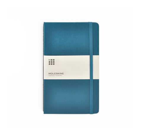 Moleskine Blue Soft Cover Notebooks