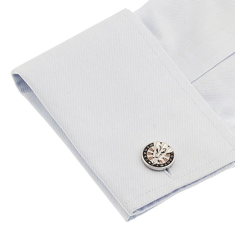 Classic Cufflinks - Buckshot - The Little Link