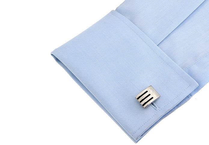 Classic Cufflinks - Scoop - The Little Link