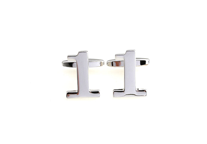 Novelty Cufflinks - Number 1 - The Little Link