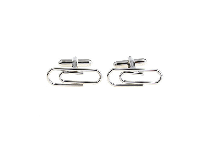 Novelty Cufflinks - Clippit - The Little Link