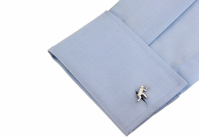 Novelty Cufflinks - Tennis Pro - The Little Link