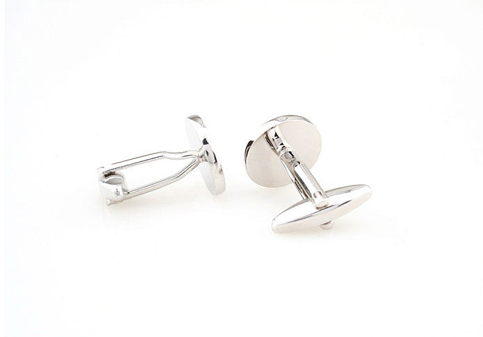 Classic Cufflinks - Swirls - The Little Link